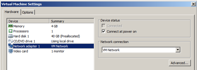VMware Remote Console issue: Failed to connect virtual